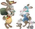 Free Rabbits Stock Photography - 18375642