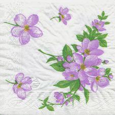Free Paper Napkin Stock Image - 18371331