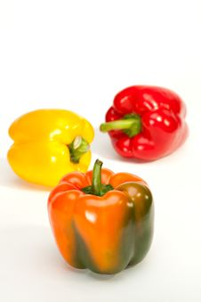 Free Red Pepper Royalty Free Stock Photos - 18372048