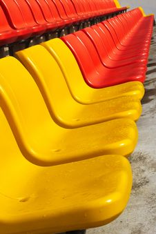 Free Stadium Seat Stock Images - 18372394