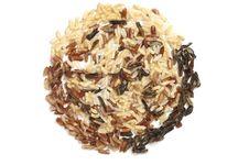 Free Wild Rice Circle Stock Images - 18372874