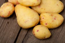 Free Potatoes Close-up Stock Photos - 18373703
