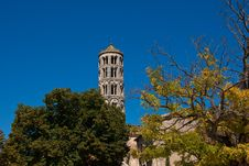 Free Cylindrical Bell Tower Royalty Free Stock Photo - 18374035