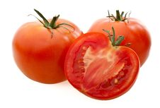 Free Tomatoes Stock Image - 18374311