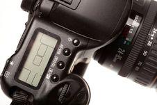 Free Digital Camera Royalty Free Stock Photography - 18374807