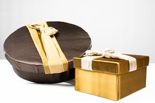 Free Present Boxes Stock Photography - 18375222