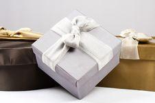 Free Present Boxes Stock Photo - 18375260