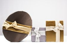 Free Present Boxes Stock Photography - 18375272
