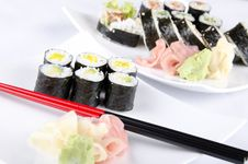 Free Sushi Royalty Free Stock Photo - 18375295