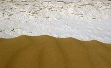 Free Sand And Stone Texture Stock Photography - 18376202