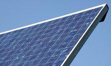 Solar Panel 02 Stock Photos