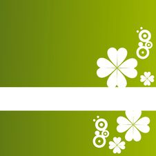 Free St. Patrick S Day Background Royalty Free Stock Photo - 18377715