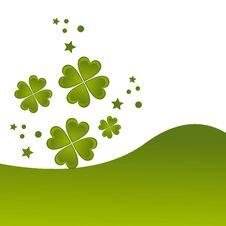 Free St. Patrick S Day Background Royalty Free Stock Images - 18377719