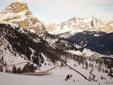 Dolomites Royalty Free Stock Photography