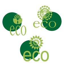 Free Ecological Emblem Stock Images - 18379744