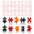 Free Puzzles Stock Image - 18381231