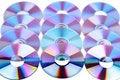 Free CDs. Stock Image - 18382001