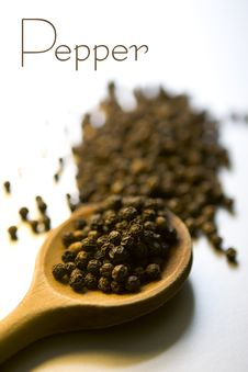 Free Pepper Stock Photography - 18380732