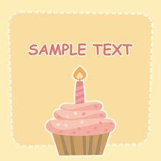 Free Cake Royalty Free Stock Image - 18380736
