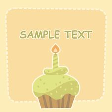 Free Cake Royalty Free Stock Image - 18380746