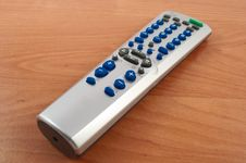 Free TV Remote Control Royalty Free Stock Images - 18381419