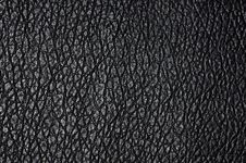 Free Black Leather Royalty Free Stock Photography - 18381727