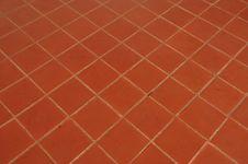 Free Red Bricks Path Royalty Free Stock Image - 18382476