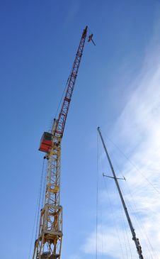 Free Crane Stock Image - 18382731