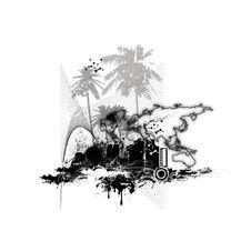 Free Palm Tree Royalty Free Stock Photography - 18383067