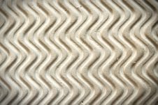 Free Pattern Of Wave From Old Sandal Royalty Free Stock Image - 18383476