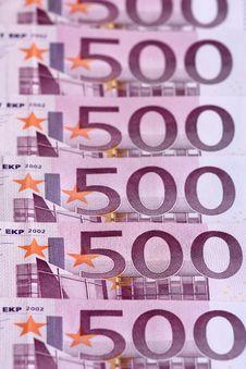 Free Euro Banknotes Stock Photo - 18383660