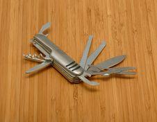 Free Swiss Knife Royalty Free Stock Image - 18385116