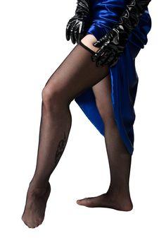 Free Sexy Legs Stock Image - 18385501