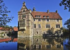 Free Vischering Castle Stock Photos - 18386293