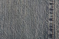 Free Denim Jean Material Background Royalty Free Stock Photos - 18386928