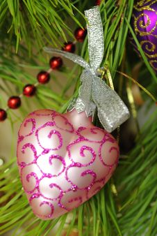 Free Merry Christmas And Happy New Year Royalty Free Stock Image - 18386946