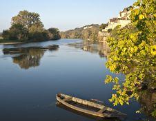 Free Beynac Panorama Royalty Free Stock Photo - 18387025