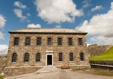 Free Old Building In Charles Fort,  Kinsale Royalty Free Stock Image - 18387246