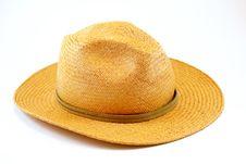 Free Panama Hat Royalty Free Stock Photos - 18387298