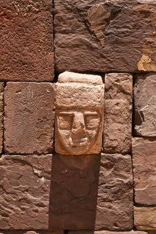 Free Tiwanaku Royalty Free Stock Photos - 18388508