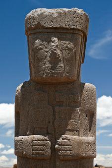 Tiwanaku Stock Images