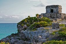 Free Mayan Temple Stock Images - 18388984