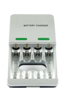Free Battery Charger Royalty Free Stock Images - 18389159