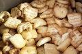 Free Alphabet Bread Stock Photo - 18390190