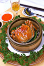 Free Steamed Crabs Royalty Free Stock Photos - 18394438
