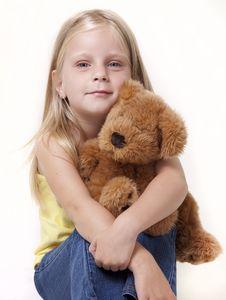 Free Cute Girl Royalty Free Stock Image - 18392186