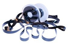 Free Old Magnetic Tape Stock Photos - 18392513