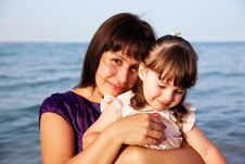 Free Mother With Daughter Stock Photo - 18392750