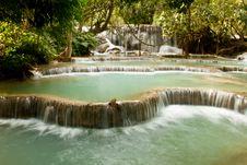 Free Waterfall Royalty Free Stock Photos - 18392898