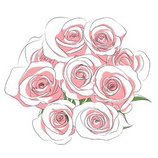 Free Pink Roses Stock Photos - 18393353